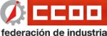 CCOO federacion de industria - Logo