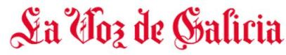 La Voz de Galicia - Logo