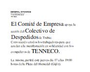 20131015 Comite apoya convocatoria