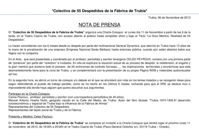 20131106 Nota Acto dia 11 Fabrica de Trubia - 1