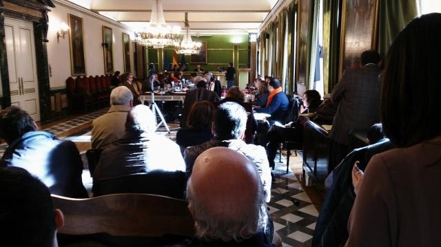 20131127 Pleno Ayuntamiento Oviedo