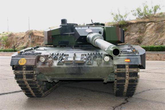 20131128 Defensa - Foto leopard
