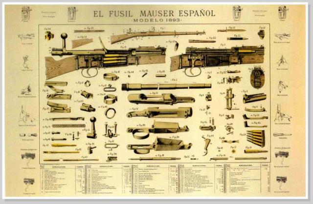 20131208 El Siglo de Torreon - Fusil Mauser