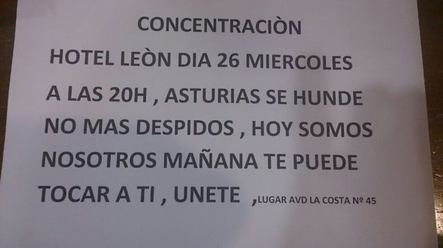 20140226 Hotel Leon Cartel