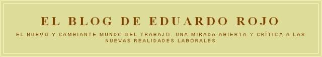 Blog de Eduardo Rojo