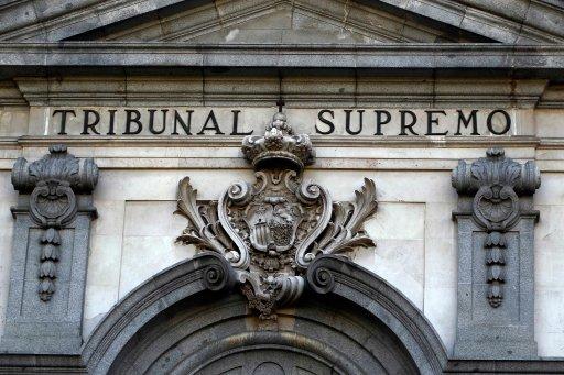 Tribunal Supremo - Entrada