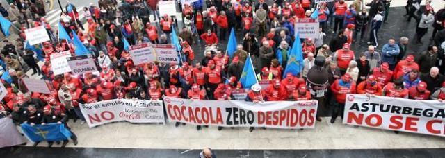 20140303 El Comercio - Marcha con Coca Cola