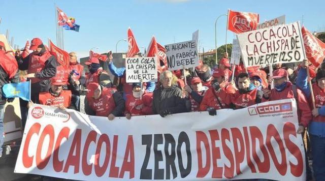 20140423 El Comercio - PP tumba propuestas ERE coca cola
