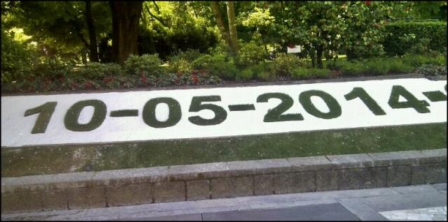 20140510 Todo nos recuerda el aniversario - Campo San Francisco