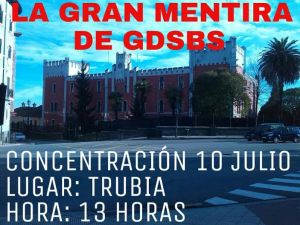20140710 Cartel mes 14 despidos General Dynamics