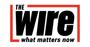 The wire - Logo