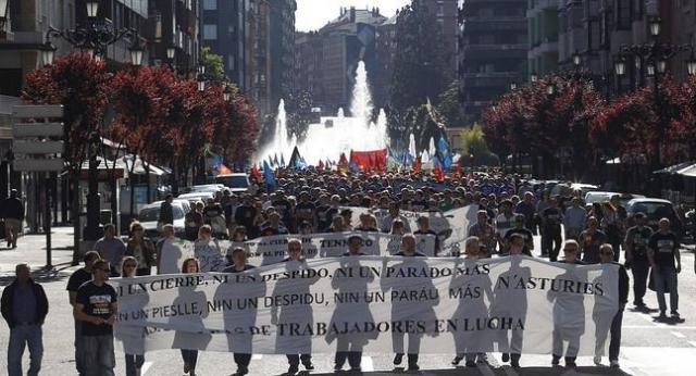 20140518 El Comercio Manifestación