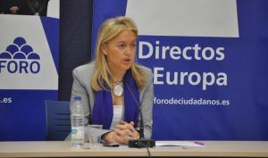 20140518 Foro Asturias - Cristina Coto