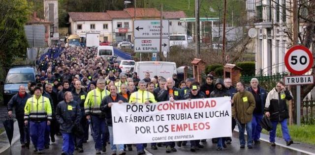 20140520 El Comercio - Manifestacion hace un año