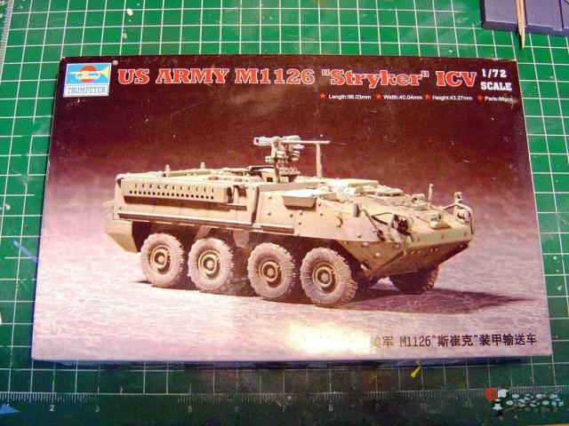 US ARMY STRYKER