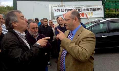 20140610 La Voz de Galicia - Tension entreda FAC