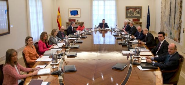 Consejo de Ministros - Gobierno de España