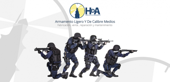 Hercules de Armamento - Logo