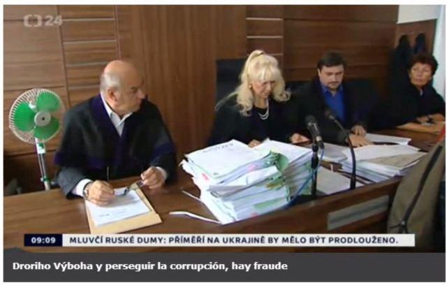 20140702 Juzgados de Praga - Caso Pandur
