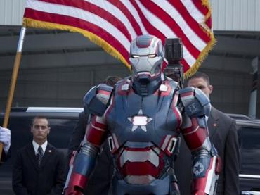 20140709 El Informador - Iron man