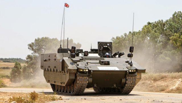 20140723 El Confidencial - Prototipo-blindado-adquirira-Reino-Unido