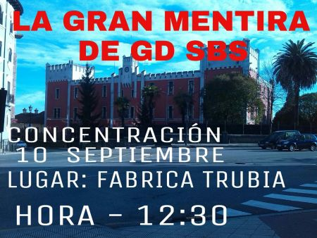 20140910 Cartel concentración en Trubia