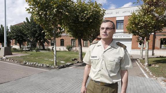 20140919 El Norte de Castilla - Coronel jefe del PCMAYMA