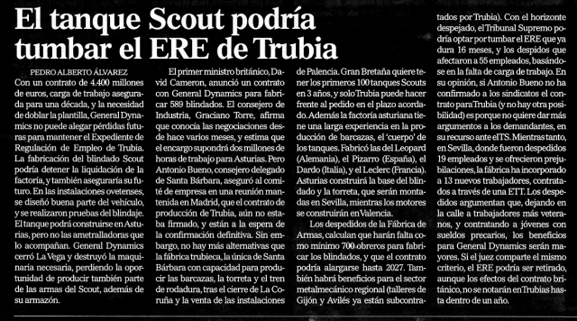 20140920 Asturias Diario - Texto noticia