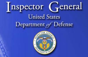 Inspector General EEUU - Logo