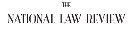 The National Law Review - Logo
