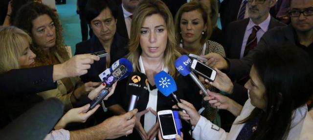 20141021 El Confidencial - Susana Diaz