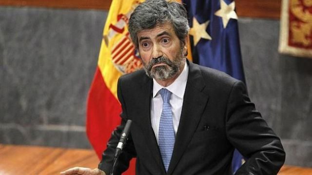 20141022 Que - Carlos Lesmes