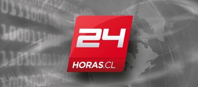 24horas CL - Logo