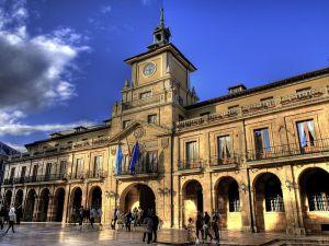 Ayuntamiento de Oviedo - Casa Consistorial
