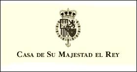 Casa de su Majestad el Rey Felipe