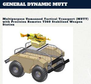 General Dynamic MUTT