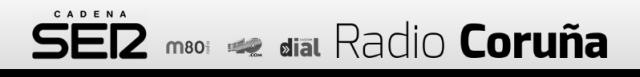 Radio Coruña y otros - Logo