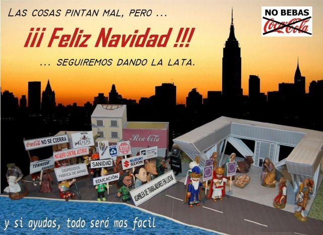 20141222 Felicitacion Navidad Asamblea Trabajadores