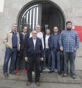 20141231 La Opinion A Coruña - UGT recurre