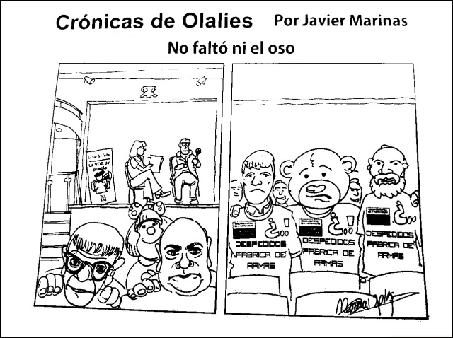 2015 La Voz del Trubia - Cronicas de Olalies por Javier Marinas