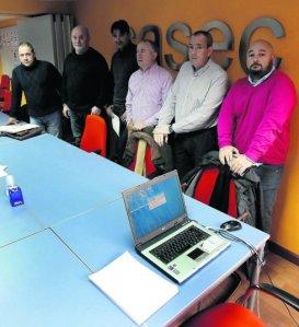 20150109 El Comercio - Sacec - finaliza sin acuerdo