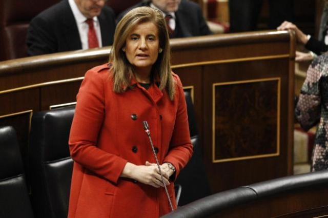 20150121 La Informacion - Fátima Bañez