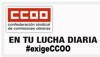 CCOO Confederacion - Logo
