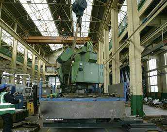 20150210 LNE FAO desmontando maquinaria