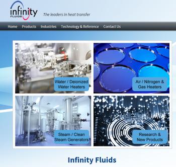 Infinity Fluids - Logo