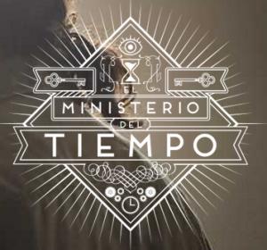 Ministerio del tiempo - Logo