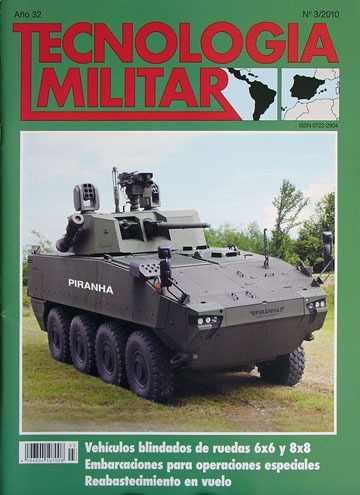 2010 Revista Tecnologia militar numero 32