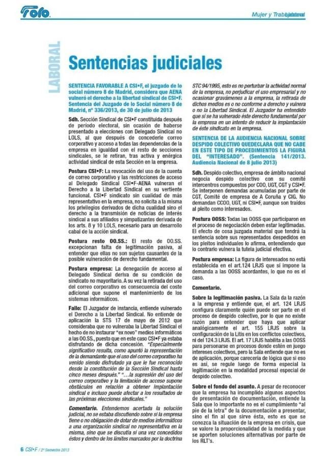2014 Pagina 6 Revista Foro 2-2013