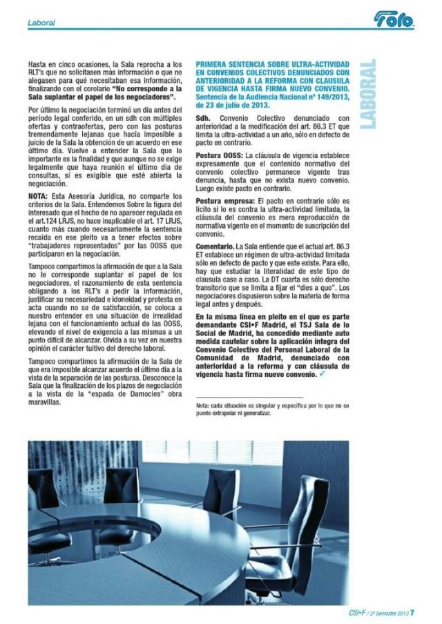 2014 Pagina 7 Revista Foro 2-2013
