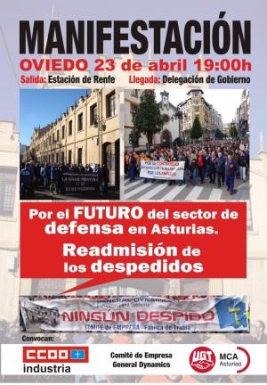 20150423 Cartel manifestacion Oviedo